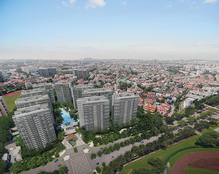 The Florence Residences banks on rejuvenation of Kovan-Hougang area-singapore